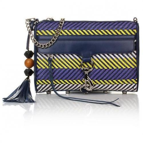 Rebecca Minkoff MAC Clutch multi purple
