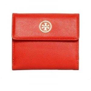 Tory Burch Saffiano Leder Kleine Brieftasche