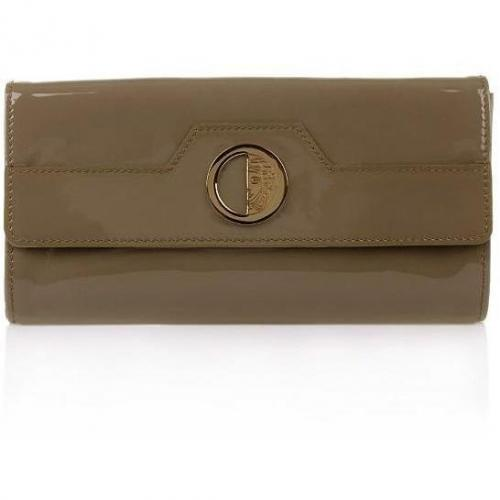 Versace Collection Pochette Vernice Mud