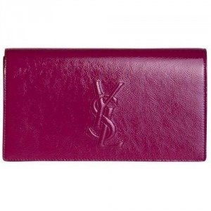 Yves Saint Laurent Clutch Belle De Jour pink