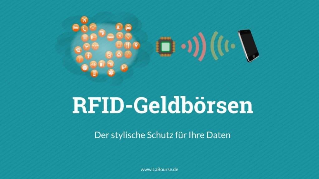 71e42794a304d Damen RFID-Geldbörsen - Der stylische Schutz für Ihre Daten - La Bourse
