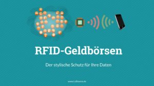 Damen RFID-Geldbörsen – Der stylische Schutz für Ihre Daten