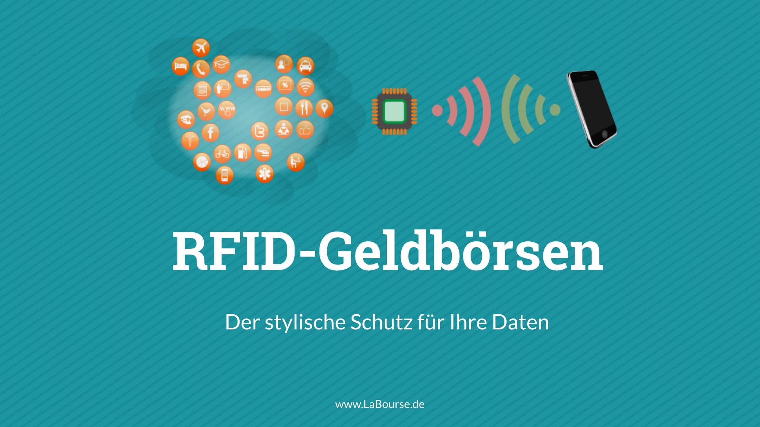 RFID-Geldbörsen