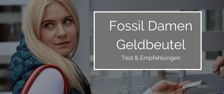 Fossil Damen Portemonnaie