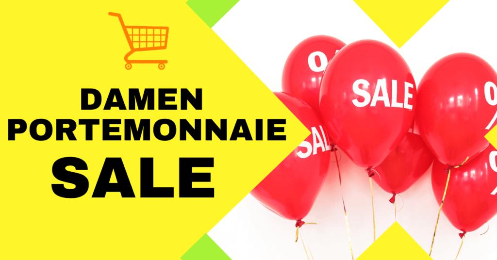 Damen Portmonee Sale