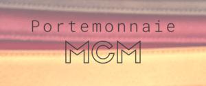MCM Damen Portemonnaie: Empfehlungen & Test 2021