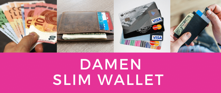 Damen Slim Wallet