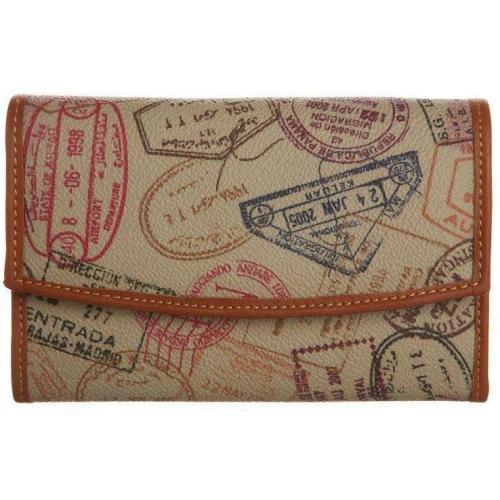 Passport Basic Geldbörse safari von ALV by Alviero Martini