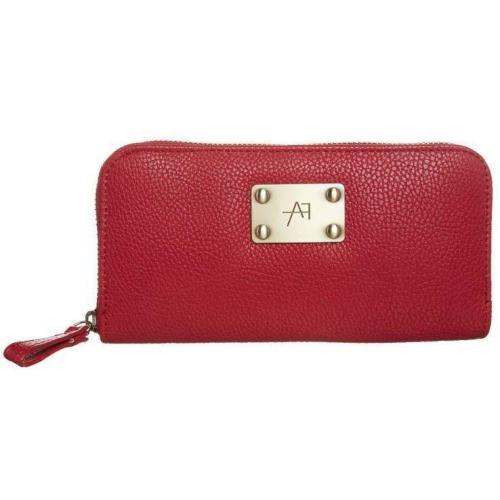 Geldbörse rot von Anna Field