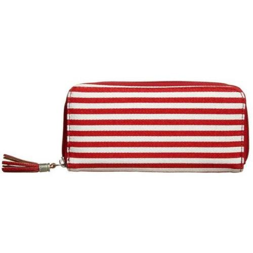 Geldbörse white/red von Anna Field