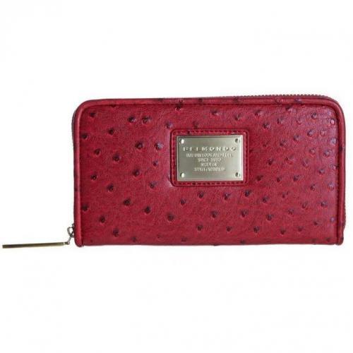 Geldbörse rosso von Belmondo