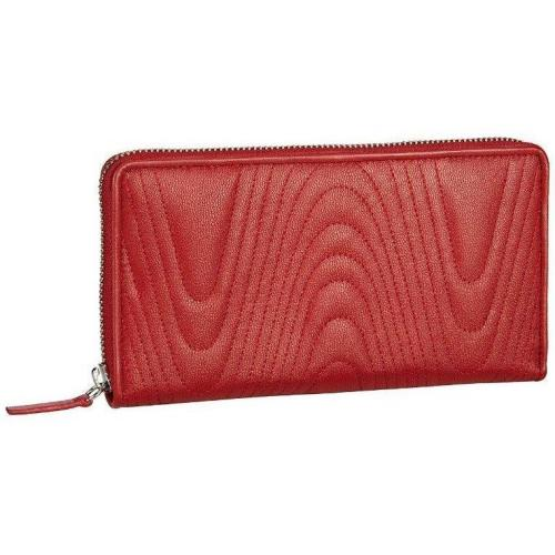 Ischia (20 cm) Geldbörse rot von Bodenschatz