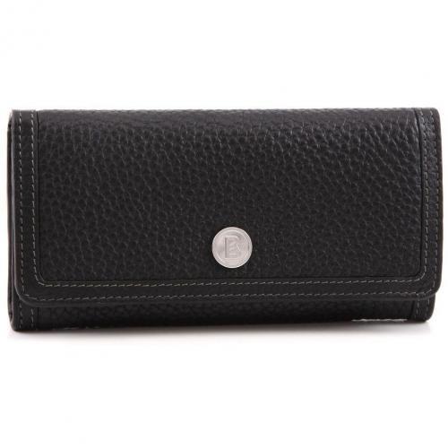 Fantasy Alisa Geldbörse Damen Leder schwarz 18,5 cm von Bogner