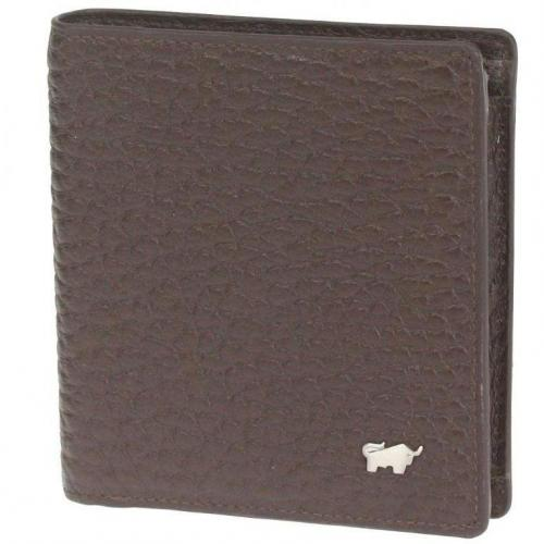 Tough (9,5 cm) Geldbörse braun von Braun Büffel