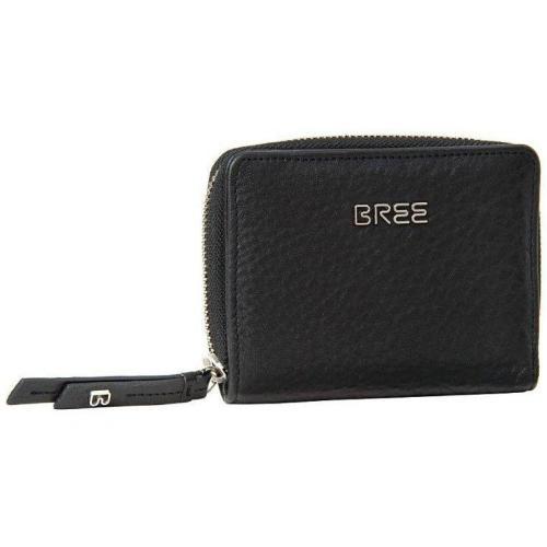 Nola 103 (12 cm) Geldbörse schwarz von Bree