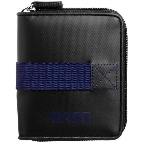 Punch 101 Geldbörse black/navy von Bree