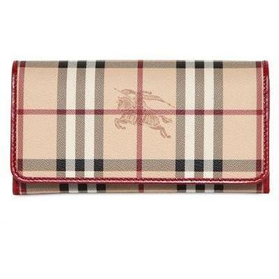 Penrose Haymarket PVC Brieftasche von Burberry