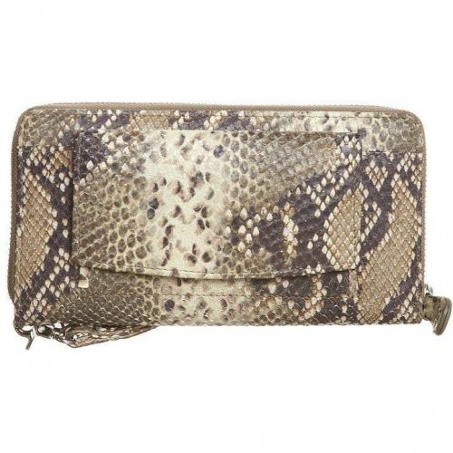 Pretty Python Special Edition Clutch cream von by LouLou