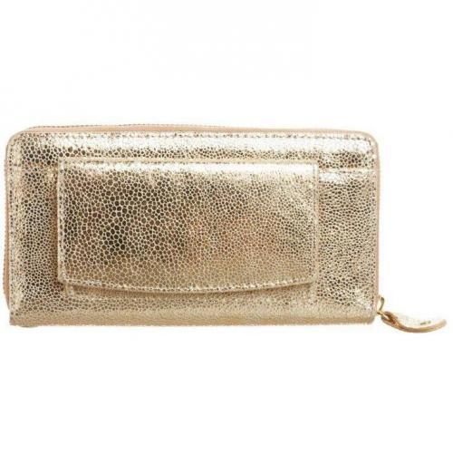 Stingray Geldbörse gold von by LouLou