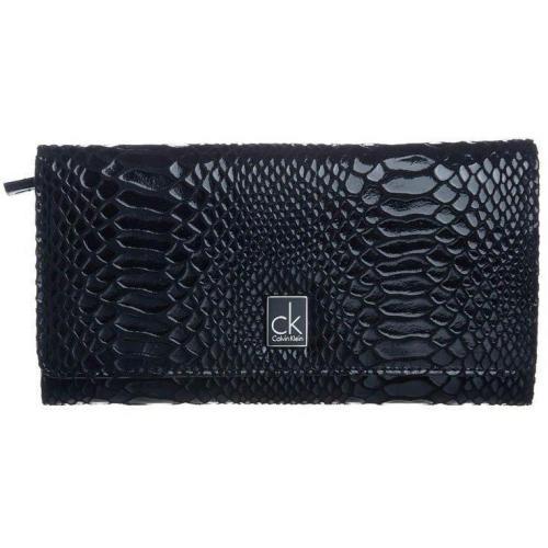 Geldbörse black mit Labelkennung  von CK Calvin Klein