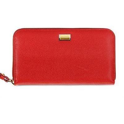 Zip Brieftasche von Dolce & Gabbana
