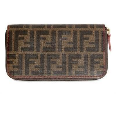 Zucca Piu' Brieftasche von Fendi