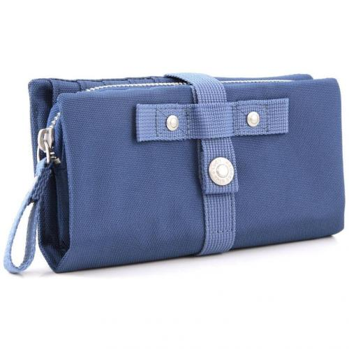 Casharelle Geldbörse Damen blau 17,15 cm von George Gina & Lucy