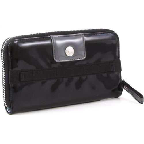LoveyDovey Geldbörse Damen schwarz 20 cm von George Gina & Lucy