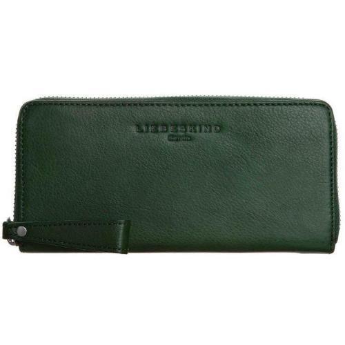 Sally 2d Geldbörse dark green  von Liebeskind