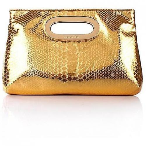 Michael Kors Portemonnaie Gold