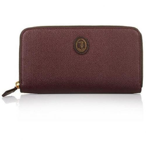 Portemonnaie Portafoglio Lila von Trussardi
