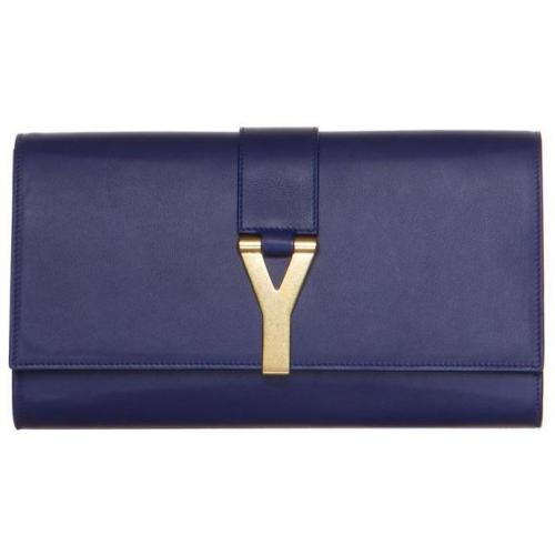 Clutch Ysl Sac Ligne Y von Yves Saint Laurent