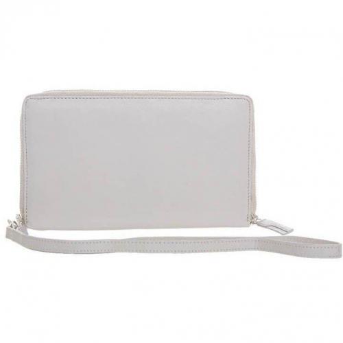 Reisebrieftasche Geldbörse grey  von Zign